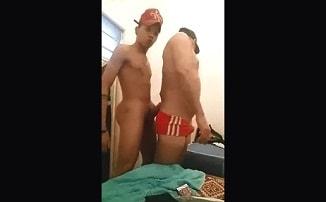 Amateur boy 18 years old fucking gay friend