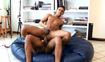 Gay Sex – Marcelo Fucking Renato, Two Latinos Hot