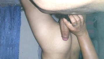 Young guy, 19 years, sitting on the cock of his male