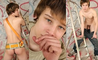 Gay Teen Boys – Special Vinny, model TBW