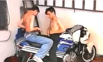 Xhamster gay vintage porn biker boys