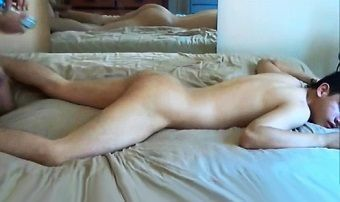 Xvideos daddy and son loving each other in bed