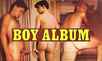 Gay Porn Magazine Boy Album – Volume One