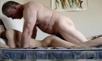 Gaytube.com my daddy fucks me at dawn