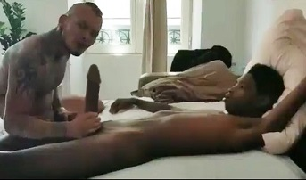 Boy with monster black cock waiting for you